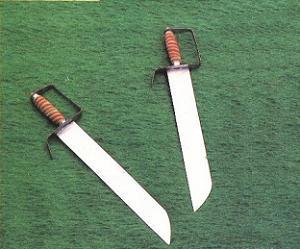 Chinese Martial Art Weapons - Ken To Fude No Ryu Kenshu Kai Karate